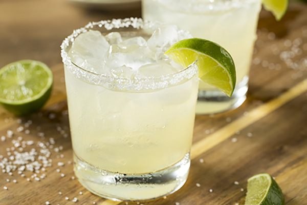 A margarita in Montauk is the perfect way to end your day