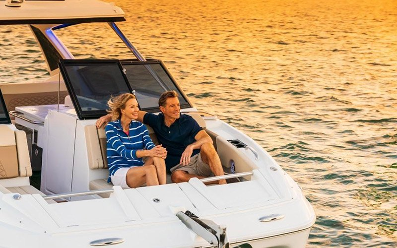 """Sunset Cruises offer """"the best seat in the house"""""""