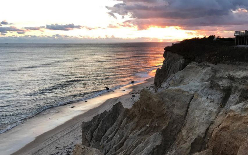 Montauk's parks feature miles of fantastic hiking trails