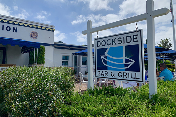 Dockside Bar and Grill