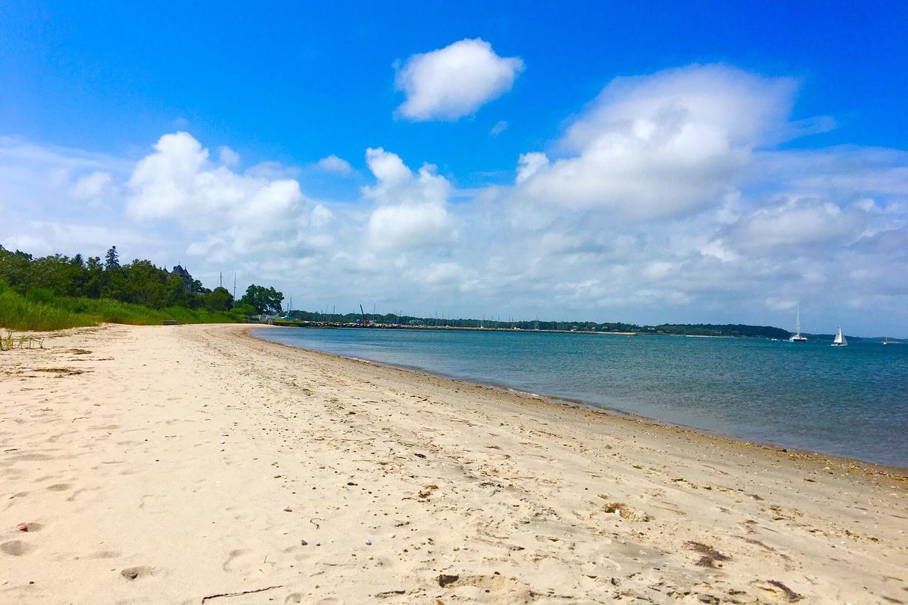 "Foster Memorial Bay,—""The Mediterranean of The Hamptons"
