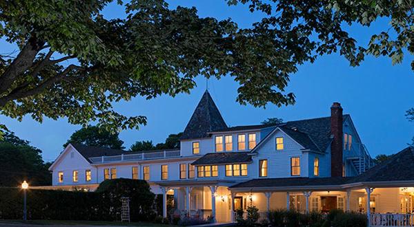Shelter Island 's 19th Century Home turned quaint hotel