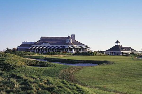 Bridgehampton near Sag Harbor is a golfer's dream course