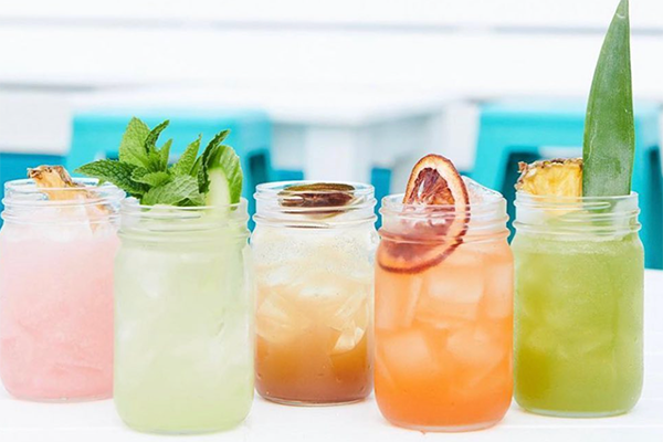 Try a new summer cocktail while sailing