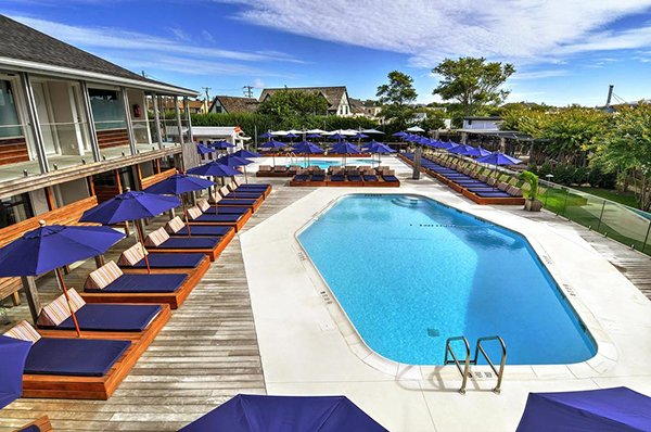 Montauk Beach House in the heart of town