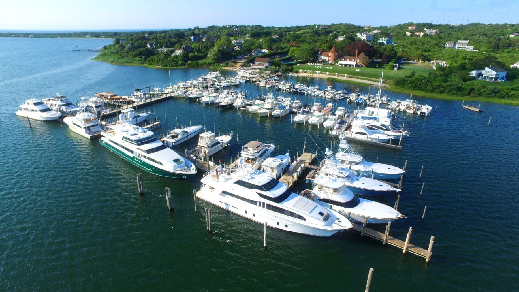 Put Montauk on your map for summer sailing