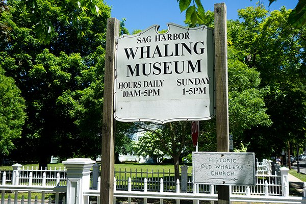 Sag Harbor Whaler's and Historical Museum
