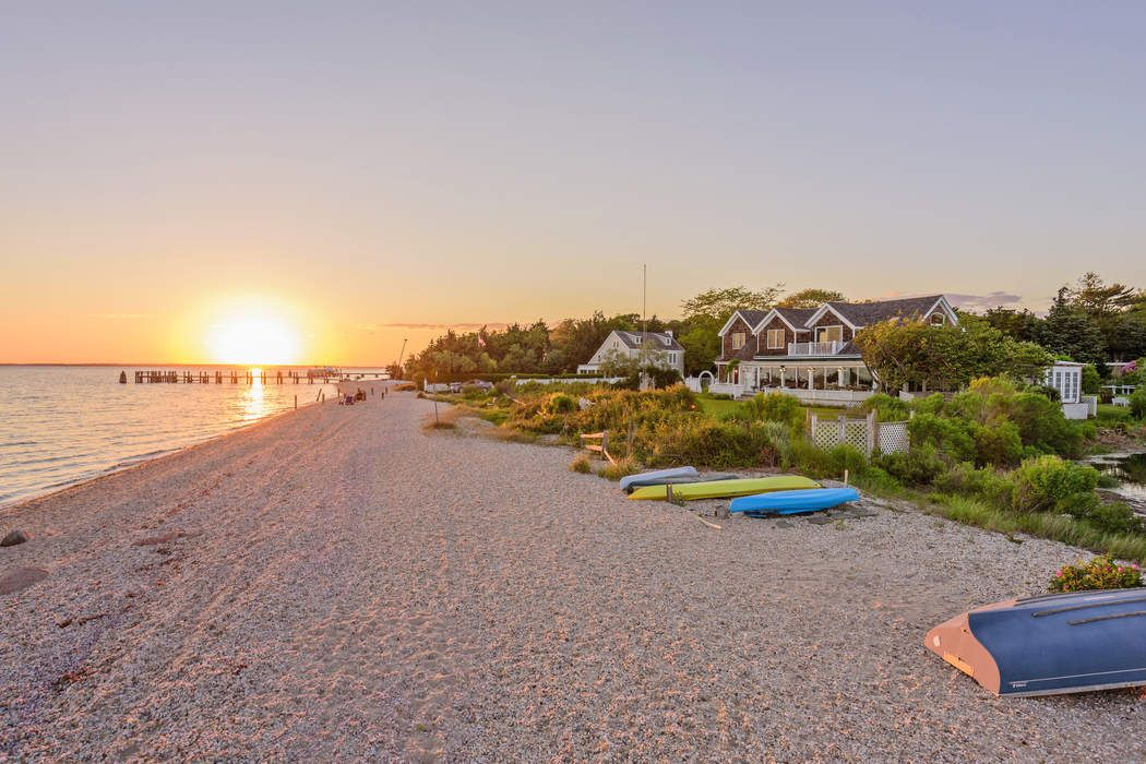 Sag Harbor NY offers guest some of the best beaches in the country