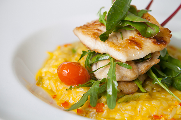 Most every menu in the Hamptons features a fresh catch of the day