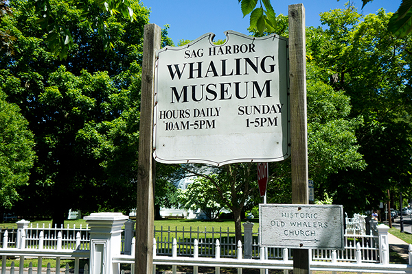 Sag Harbour's Whaler's and Historical Museum