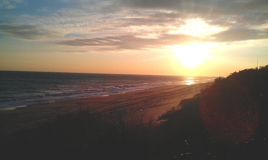 Hamptons beautiful white sand beaches are its main attraction