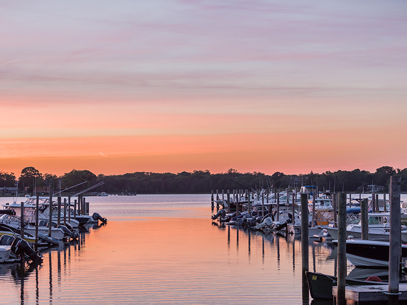 A Sag Harbor Sunset is one of the greatest shows on earth