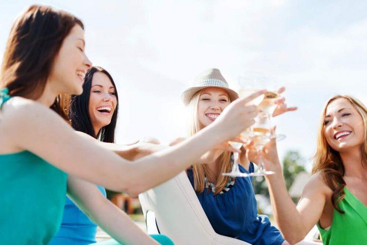 15 Best Places for a Bachelorette Party